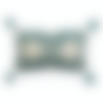 Vivaraise Solal Paon Cushion 30x50