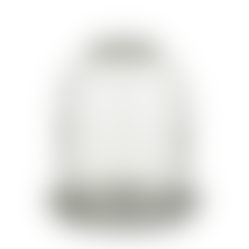 Ib Laursen Simple Metal And Glass Lantern