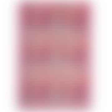 Polar Fine Wool Shawl in Pink