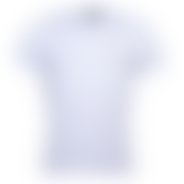 Barbour Saltire T Shirt White
