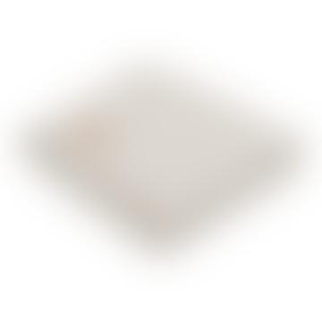 Little Dutch Pure Grey Bassinet Summer Blanket 110x140