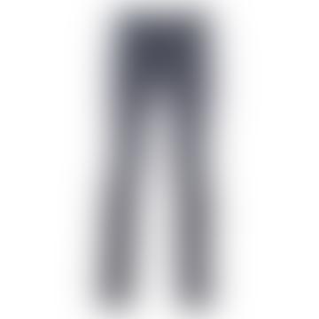 Smoke Grey J622 Comf Badge Jeans
