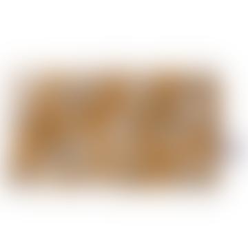 Mustard Amalie Cosmetic Bag