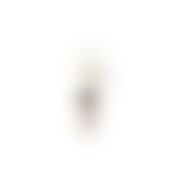 Pink Jackie Onassis Keychain