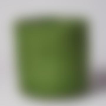 Green Jute Plant Pot - Small
