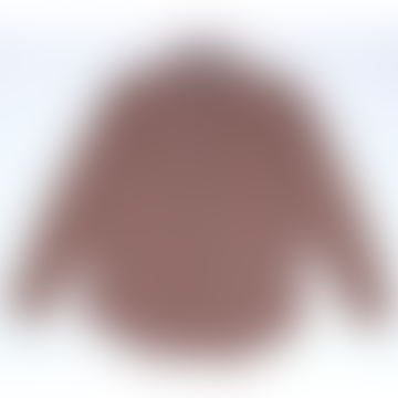 Portuguese Flannel Teca Shirt Cinnamon