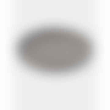 Tray Circle 300x20mm Grey