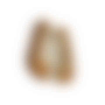 Akua Earrings - Candia Marble