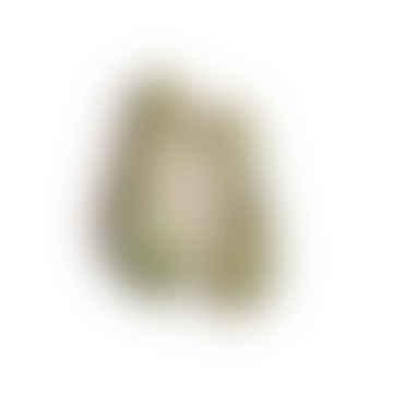 Akua Earrings - Green Marble