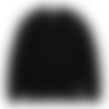 Black Heather Anglistic Sweater