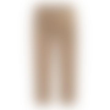 Chino Trousers - Clifton Slim - Deep Dune