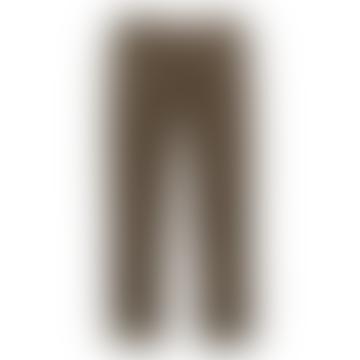 Chino Trousers - Clifton Slim - Sea Tangle
