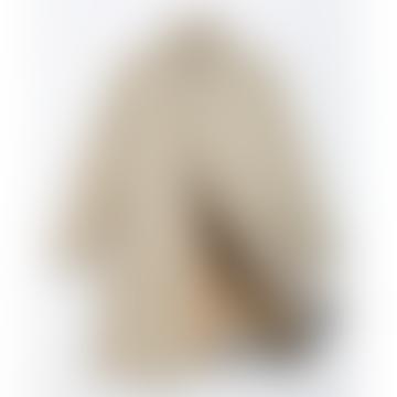 Trench Coat - Humprey - Stone