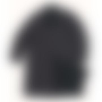 East Harbor Surplus Navy Benson Reversible Trench Coat
