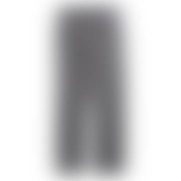 Pantalón plisado gris - Lana