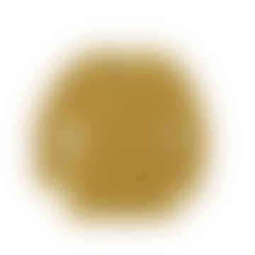 Organic Merino Baby Cardigan - Curry/Gold Melange