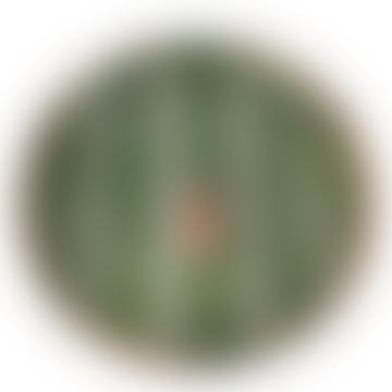 Medium Ceramic Bowl - Green