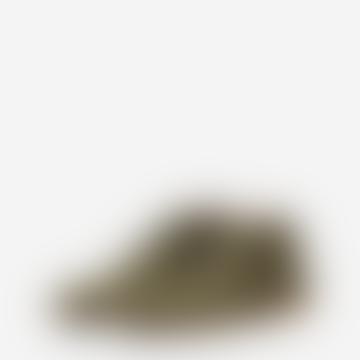 Royce Desert Suede Boots -  Green / Grapeleaf