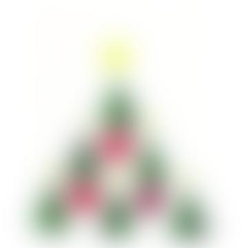 091a Christmas Mobile