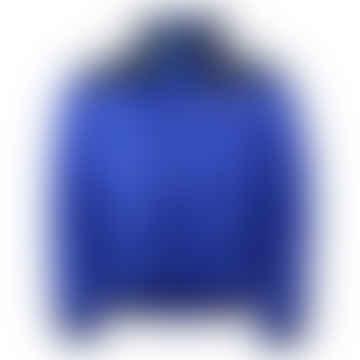 Corp Puffa Jacket (Providence Blue/Multicolour)