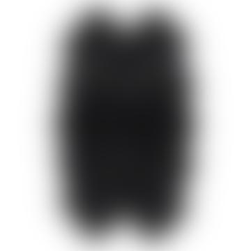 Black Silky Quad Sheepskin Rug