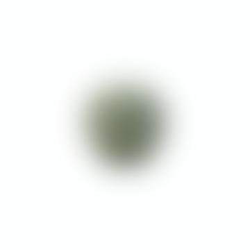 Dusty Green Round Mini Bobbles Vase