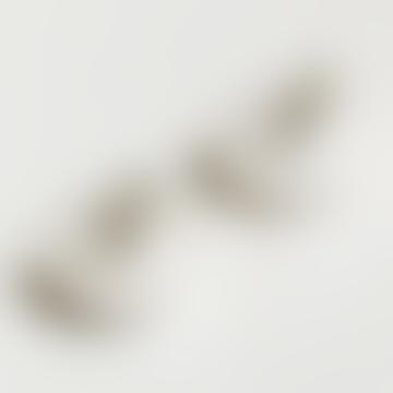 Remy Earrings Silver