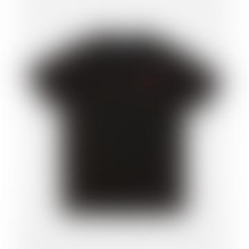 London Prj Strip T Shirt Black