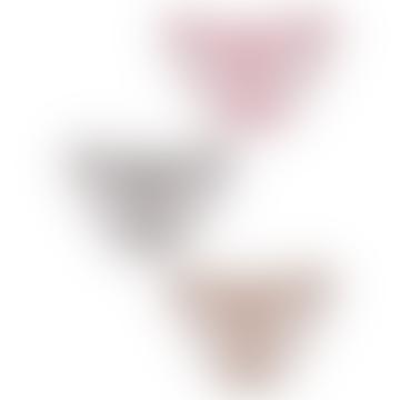 Cheekfrills Knickers 3 Pack - Flamingo and Friends