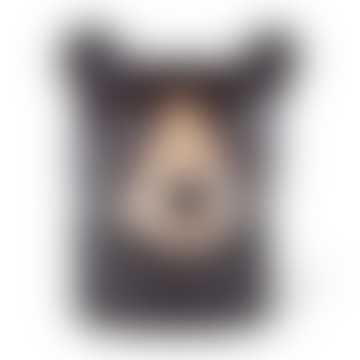 Quail Ceramics Black Bear Pencil Pot