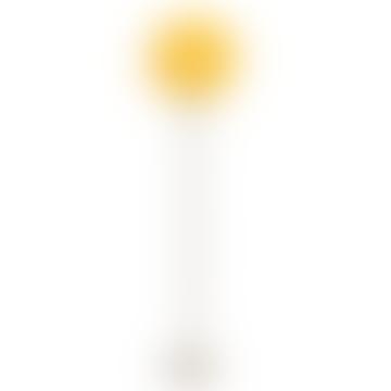 La Case de Cousin Paul Art Deco Gold Floor Lamp