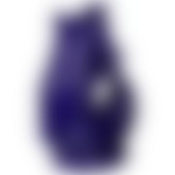 Extra Large Cobalt Blue Gluggle Jug