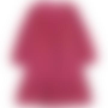 Ava Cocotte Pink Velvet Dress