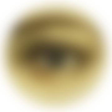Small Decorative Plate Eye Left