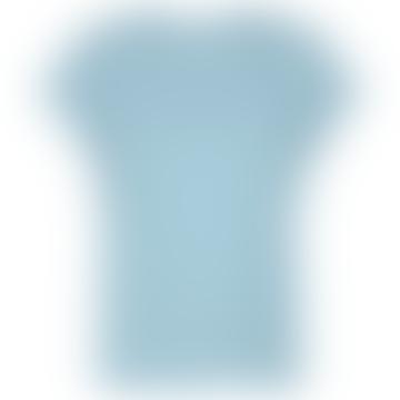 T-Shirt Alva Bleu Clair