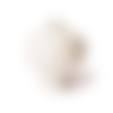 Ceramic Vase Cecilia Freckles Melange Matt