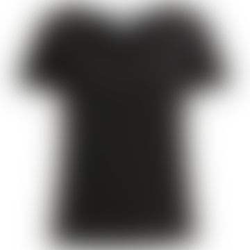 Vila Vinoel T-Shirt Black