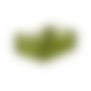 AYKASA Midi Olive Folding Storage Box