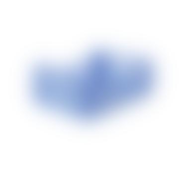 AYKASA Midi Baby Blue Folding Storage Box