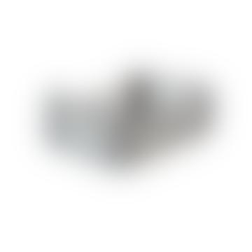 AYKASA Midi Grey Folding Storage Box