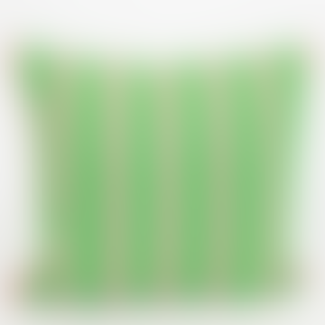 50x50 cm Emanuela Cushion Cover, Green/Pink