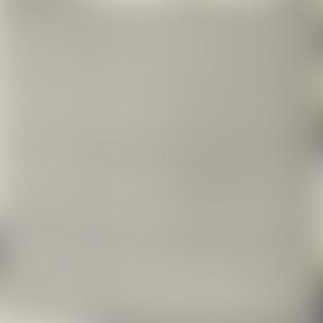 Afroart White/Black Ikat Lines Cotton Fabric, 118 cm width