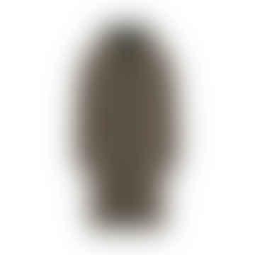 SC-Fenya 15 Reversible Quilted Jacket Black Olive