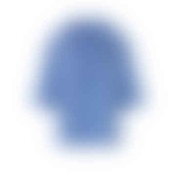 Jura Sweatshirt - Wedgewood Blue Sustainable