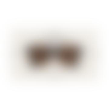 Octeavo Riviera Brass Sunglasses Bookmark
