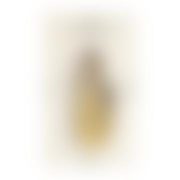 Octaevo Hamsa Brass Hand Bookmark