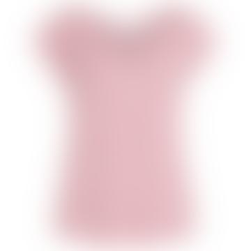 Viscoop T-Shirt Pink