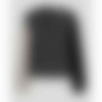 Mayan Top Black Bp Dot Mix