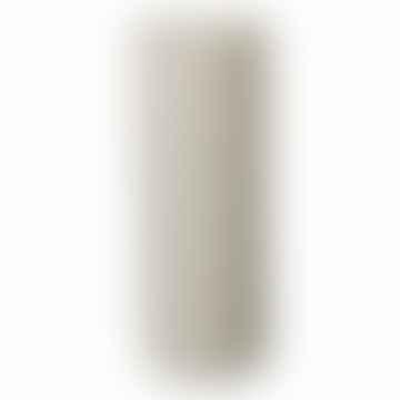 Vase en grès blanc