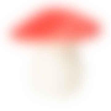 Heico  Large Red Toadstool Night Light Lamp